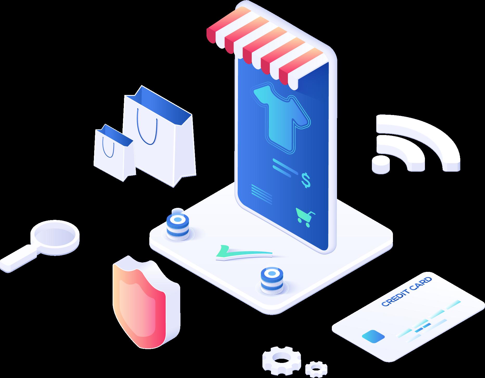Tvorba e-shopov