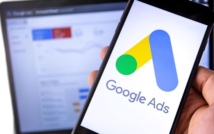 Reklama na Google