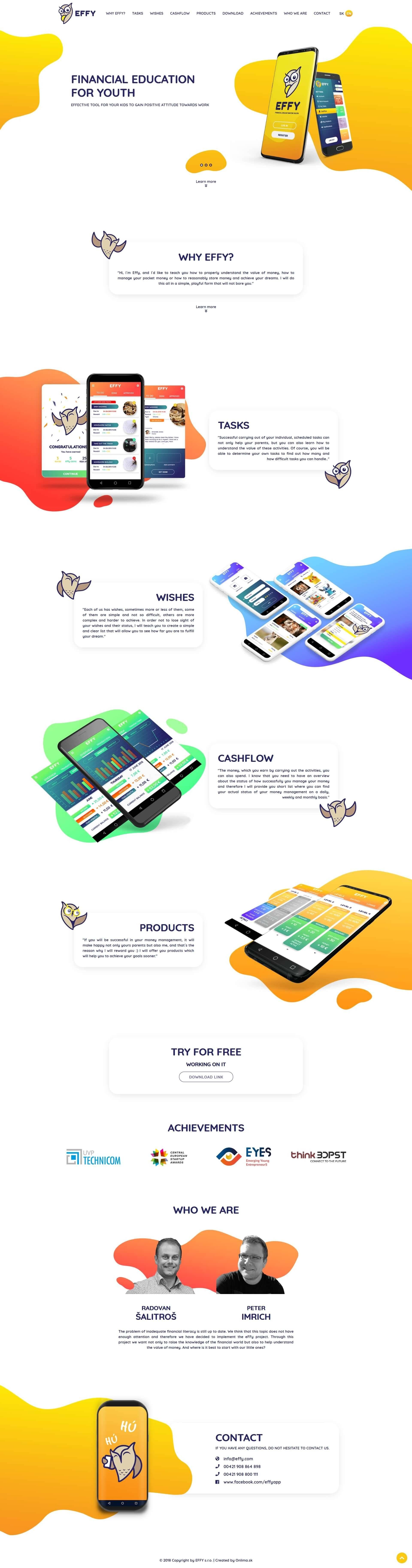 Effy App